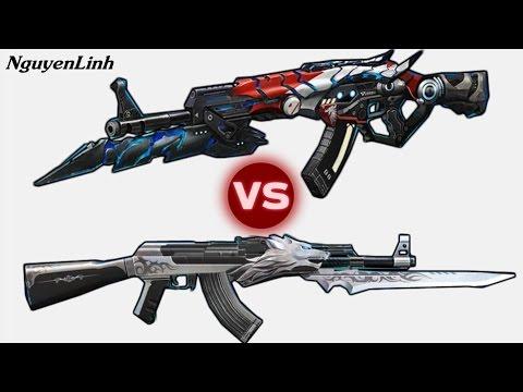 Truy Kích - AK47 VIP , AK47 Dragon sVIP đâu mới là quái vật ??? - Nguyen  Linh - Truy Kích 2.0,SOSOclip.com