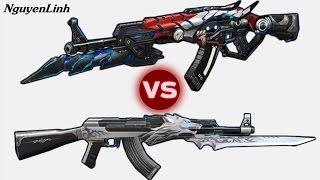 Truy Kích  AK47 VIP  AK47 Dragon SVIP đâu Mới Là Quái Vật