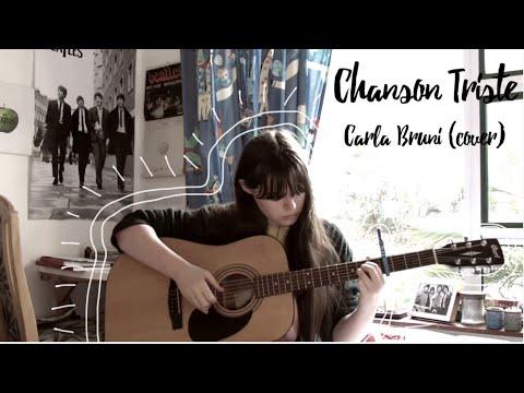 Chanson Triste - Carla Bruni (cover)