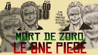 OFFICIEL : ODA ANNONCE LA MORT DE ZORO ET DONNE UN IMMENSE INDICE SUR LE ONE PIECE ET RAFTEL !!