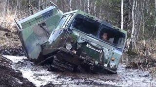 "BV-206 ""ЛОСЬ"" - САМЫЙ КРУТОЙ ВЕЗДЕХОД!!!"