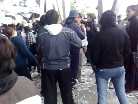 """""""Central Norte De Salta - Previa"""" Barra: Agrupaciones Unidas • Club: Central Norte de Salta"""