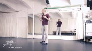 Steptanz AmV Choreo #1: Teil 2