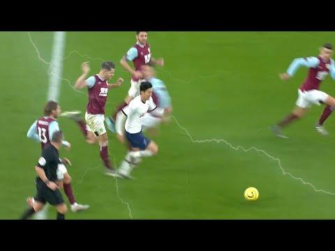 Fastest Football Runs 2019/2020 – Amazing Speed