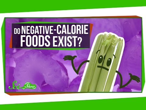 There's No Such Thing As 'Negative Kilojoule Foods'