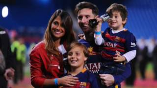 LIONEL MESSI, Antonella With Mateo And Thiago Messi | The Most Beautiful Moments Ever