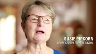 Play Video: Online Student Success Advisors (OSSA) are a huge part of what makes Concordia University students thrive in our online program. Our OSSAs act as a liaison, navigator, advocate and cheerleader. Each one finds joy in seeing their students succeed in education, and beyond.