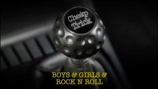 CHEAP TRICK - Boys & Girls & Rock N Roll