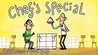 Chef's Special | Cartoon-Box 33