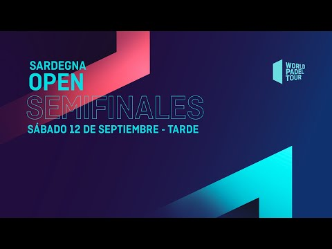 Semifinales Masculinas -  Sardegna Open 2020  - World Padel Tour HD Mp4 3GP Video and MP3