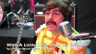 Sgt  Peppers Lonely Hearts Club Band e With A Little Help From My Friends   Rubber Soul