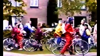 1987 – Fietsvierdaagse De Waterhoef