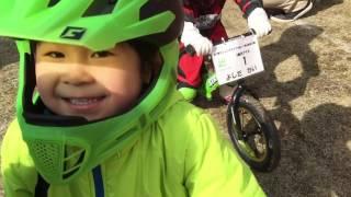 初優勝第1回ランニングバイク大会in冠山3歳ストライダー,Strider,RunningBike,ランバイク,Runbike,バランスバイク,BalanceBike
