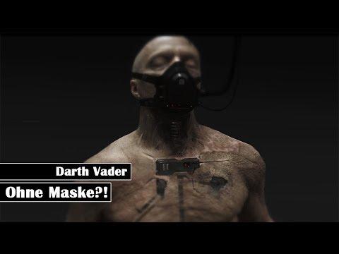 STAR WARS: Wie ein OFFIZIER DARTH VADER ohne MASKE sah und überlebte!