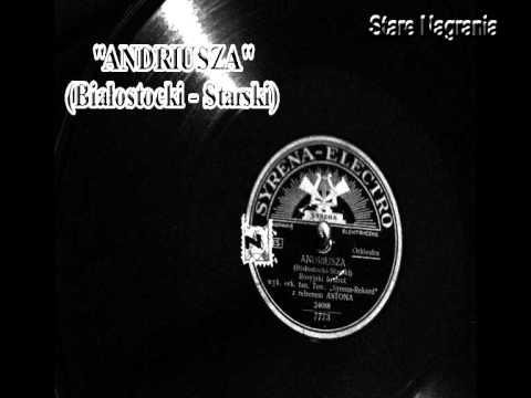 Andriusza - Białostocki - Starski - Syrena-Electro (1934)