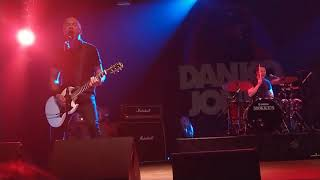 Danko Jones - Forget My Name - Live Club Trezzo Sull'Adda(MI) 08/09/17