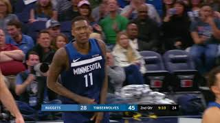 Crawford Shows off his Jumper!