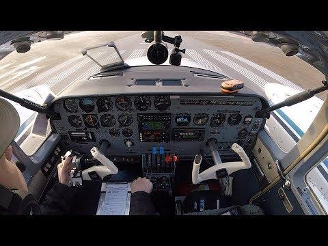 IFR FLIGHT TO MINIMUMS! | Piper PA27 Aztec