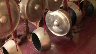 A visit to the Gong factory