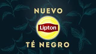 Lipton Nuevo Té Negro Lipton Sustentable anuncio