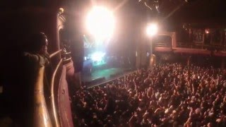 Exciter - Solo de John Ricci + Beyond the gates of doom (Teatro de Flores 17/08/15)