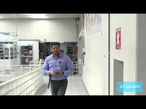 Control de rondas para vigilantes con lector de huella XPATROL