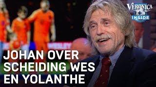 Johan over scheiding Wes en Yolanthe: