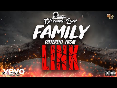 Chronic Law - Family Different From Link (Official Audio)