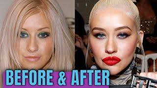 Christina Aguilera: Plastic Surgery (2002-2020)