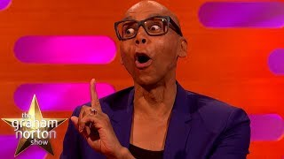 RuPaul Has A Comeback For EVERY Situation! | The Graham Norton Show