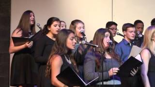 District 9 Vocal Jazz 3 - Your Mind is on Vacation – Mose Allison, arr. Eckert