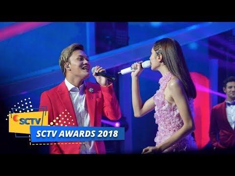 Rizky Febian dan Mikha Tambayong - Berpisah Itu Mudah   SCTV Awards 2018
