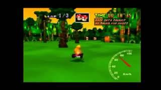 """Mario kart 64 - DK lap WR - 42""""07"""