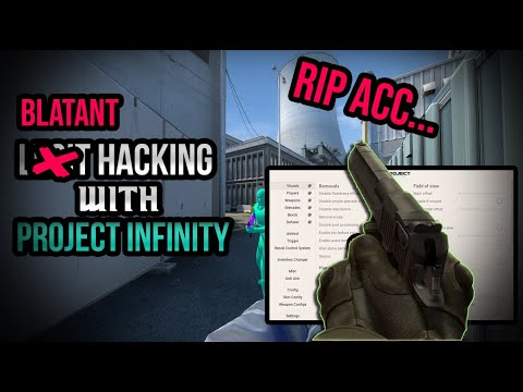 CS:GO LEGIT Hacking | YEEE OFC... // PROJECT INFINITY