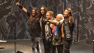 DIRKSCHNEIDER - Live @ ГЛАВCLUB, Moscow 07.10.2017 (Full Show)