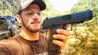 Насколько крепок самый дешевый пистолет?   Разрушительное ранчо   Перевод Zёбры
