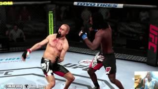 UFC - UFC Career Mode Ep.16 - OUR BIG CHANCE - UFC Fights 2014