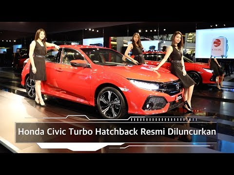 Honda Civic Turbo Hatchback Resmi Diluncurkan I OTO.com