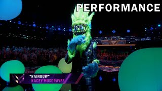 """Thingamajig sings """"Rainbow"""" by Kacey Musgraves 
