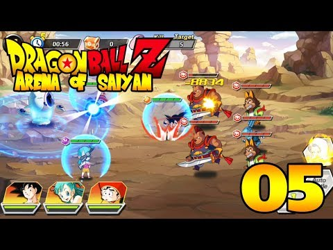 Arena of Saiyan : Dream Squad APK link en la descripción - смотреть
