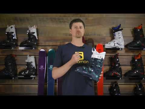 Salomon X Max 90 Ski Boots- Women's 2019 Review