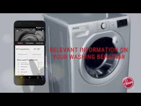 Hoover HL G4102 D3 Hoover Link + NFC-Technologie