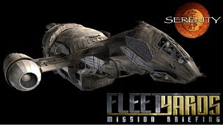 Serenity (TV) (Firefly) - Fleetyards Mission Briefing
