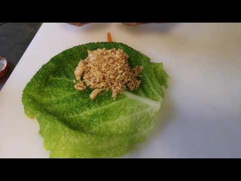Smart Cucina: involtino di verza e riso integrale con salsa di melanzane