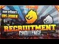 RECRUITMENT CHALLENGE !!! WIR SUCHEN MEMBER | Elevation Clan