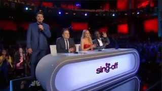 Trumpets - Melodores - The Sing Off Season 5 HD