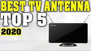 TOP 5: Best TV Antenna 2020