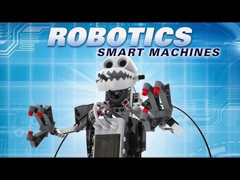 Youtube Video for Robotics Smart Machines - 230 Piece Set