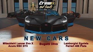 The Crew 2 Hot Shots New Cars Thủ Thuật May Tinh Chia Sẽ Kinh