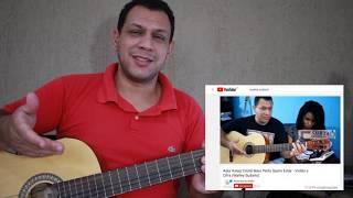 ABSOLUTO  Daniel E Samuel Aula De Violão Cifra E Música Sertanejo Gospel